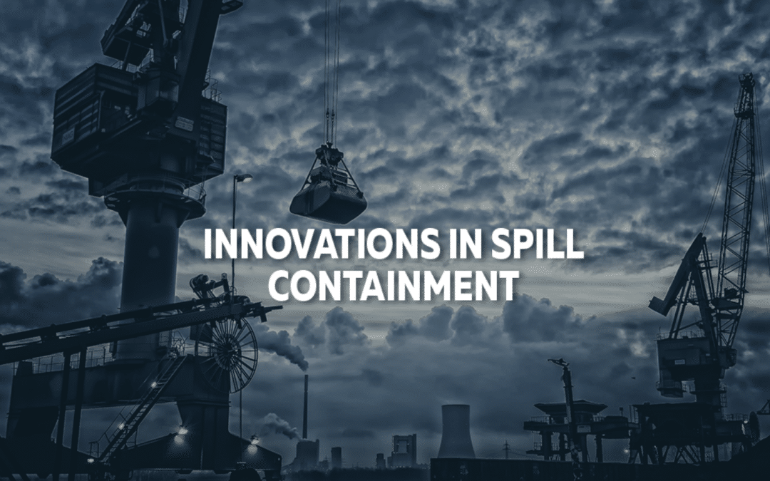 Innovations In Spill Containment