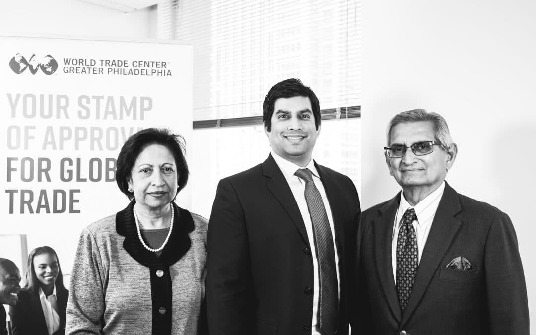 Chemtech International: The First Member of the World Trade Center of Greater Philadelphia