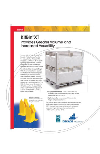 chemtech-us-products-catalog-cover-materials-handling-Kitbin-Xt-1 Materials Handling