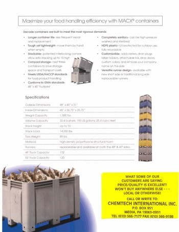 chemtech-us-products-catalog-cover-materials-handling-Macx-Bin Materials Handling