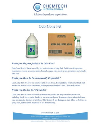 chemtech-us-products-catalog-cover-odorgone-OdorGonePet OdorGone