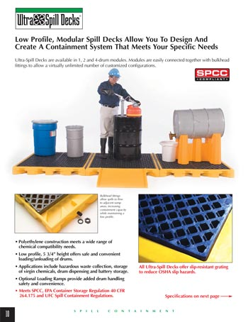 chemtech-us-products-catalog-cover-secondary-containment-Spill-Decks-1 Secondary Containment
