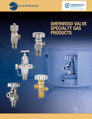 chemtech-us-products-catalog-cover-sherwood-cylinder-valves-Sherwood-Specialty-Gas-Brochure-1 Sherwood Cylinder Valves