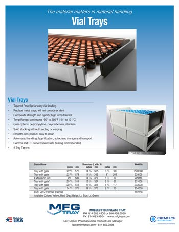 chemtech-us-products-catalog-cover-vial-loading-trays-Vial-Tray-Flyer Vial Loading Trays