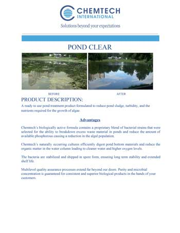 chemtech-us-products-catalog-cover-waste-water-treatment-PondClear-1 Waste Water Treatment
