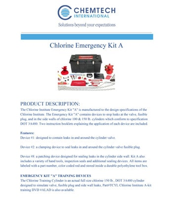 chemtech-us-products-chlorine-emergency-kits-catalog-cover-EmergencyKitA-1 Chlorine Emergency Kits