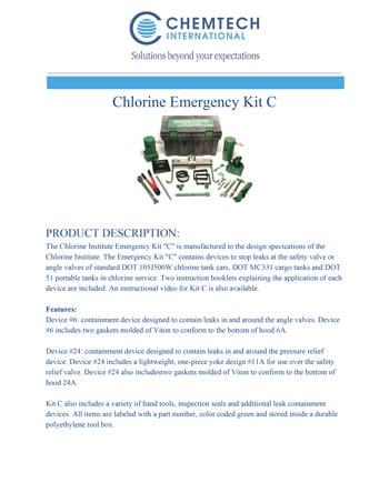chemtech-us-products-chlorine-emergency-kits-catalog-cover-EmergencyKitC-1 Chlorine Emergency Kits